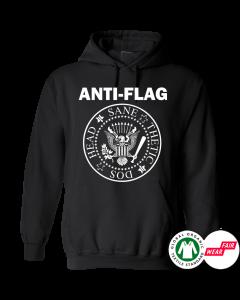 ANTI-FLAG 'Ramones' Hoodie