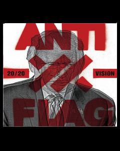 ANTI-FLAG '20/20 Vision' CD DigiPak