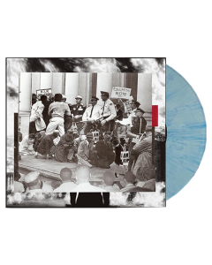 ANTI-FLAG 'A Dying Plea' Limited Edition Powder Blue 7""
