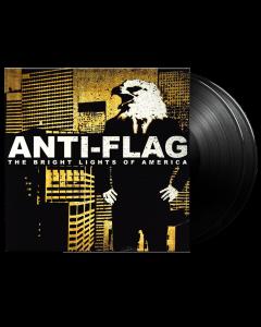 ANTI-FLAG ' The Bright Lights Of America' 2-LP