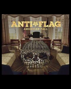 ANTI-FLAG 'American Fall' CD DigiPak