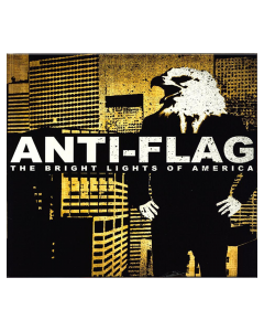 ANTI-FLAG 'The Bright Lights Of America' Jewel CD