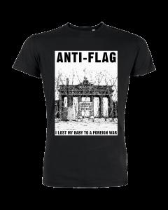 ANTI-FLAG 'Brandenburg Gate' T-Shirt
