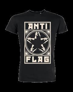 ANTI-FLAG 'Gunstar' T-Shirt