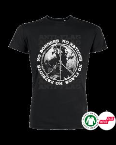 ANTI-FLAG 'No Borders' T-Shirt