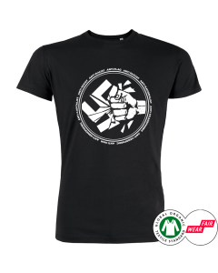 ANTI-FLAG 'Smash Nazis' T-Shirt